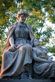 Mount Hope Twilight Statue