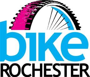 Community Bikes Rochester Ny Bike Rochester logo