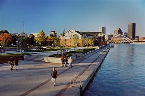 City Of Rochester Corn Hill Landing